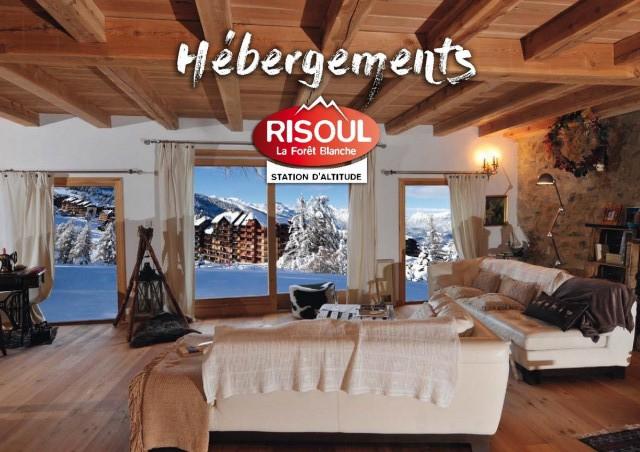 Brochure Hebergements Risoul 2018/2019