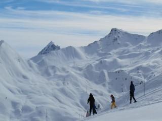 Itinéraires partagés (Ski de fond / Raquettes / Piétons)