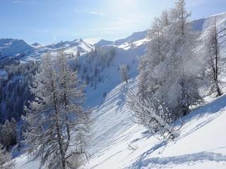 Découvrez le domaine skiable autrement avec Labellemontagne