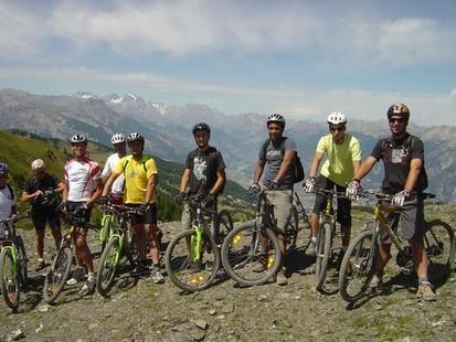 Mountain bikes schools