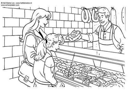 Boucherie/traiteur