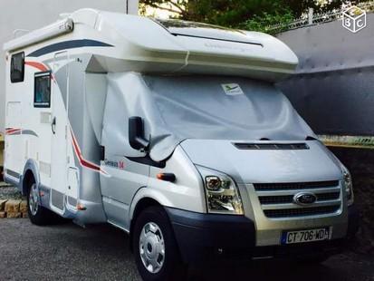 Camper Van area