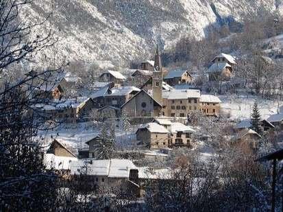 Le hameau de l'Eglise