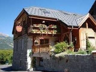 Le hameau de Chauvet