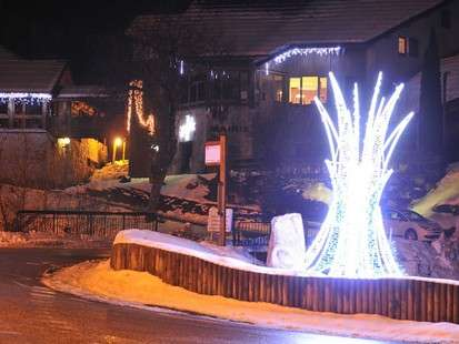 Le hameau de la Rua