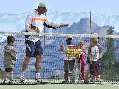 Tennis / Segway / Trotinettes de descente / Equitation / practice de golf