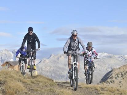 Mountain bikes rental