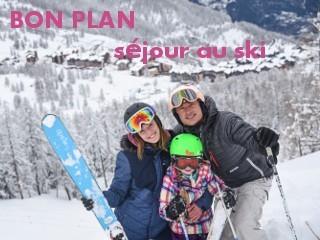 Vos vacances de Février au ski!  TOUT SCHUSS SUR LES PROMOS!