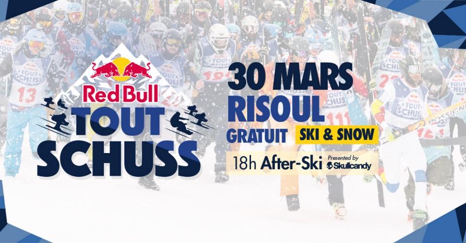 Red Bull Tout Schuss