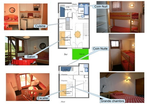 plan appartement risoul